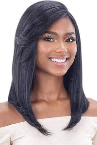 Freetress Synthetic Wigs Freetress Equal Synthetic 5 Inch Lace Part Wig - SOFT LAYER BANG