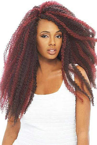 Janet Collection Crochet Braid 1 Janet Collection 5X Perfect One Pack Solution Noir Braid - 5X AFRO TWIST BRAID