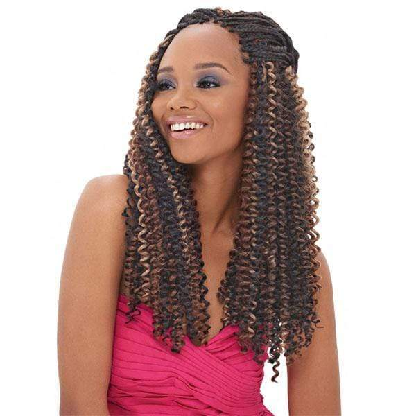 Janet Collection Crochet Braid Noir Water Wave 24 Sogoodbbcom