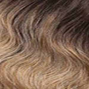Janet Collection Deep Part Lace Wigs LATTE BLOND Janet Collection Synthetic Melt Extended Part Lace Wig - MERCY