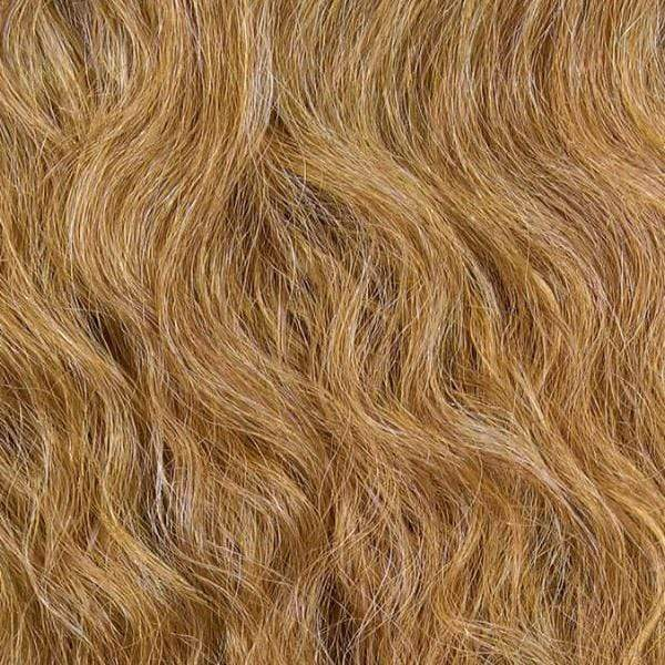 Janet Collection Deep Part Wigs GOLDEN BLONDE Janet Collection Extended Part Lace Based Deep Part Wig - GABRIELA