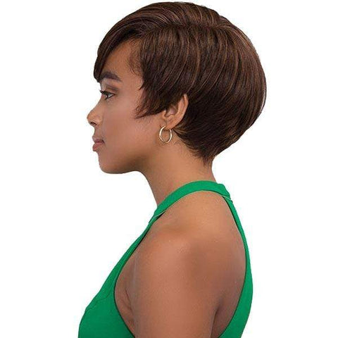 Janet Collection Deep Part Wigs Janet Collection Synthetic Extended Deep Part Lace Wig - ZOE