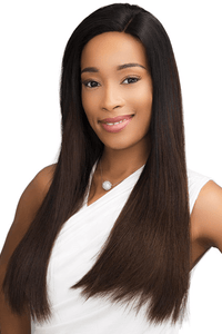 Janet Collection Free Part Lace Wigs 1 Janet Collection Mysterieuse VIP Remy Lace Wig 18""