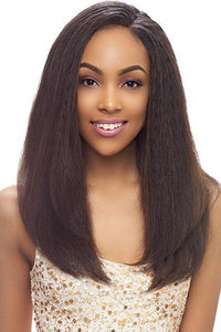 "Janet Collection Unprocessed Bundle Hair 8"" + 10"" + 12"" / Natural Black Janet Collection 100% Natural Virgin Remy Human Hair Weave - BRAZILIAN SOFT STRAIGHT 3PCS (8"" 10"" 12"" ~ 14"" 16"" 18"")"
