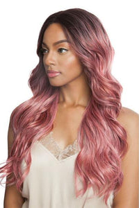 Mane Concept Ear-To-Ear Lace Wigs F42730 Mane Concept Red Carpet Synthetic Lace Front Wig - RCP7010 - HENSLEY