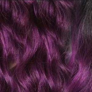 Mane Concept Ear-To-Ear Lace Wigs SR1B/ULTRA VIOLET Mane Concept Red Carpet Synthetic Lace Wig - RCV202 VI