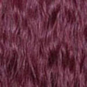 Mane Concept Human Hair Blend Lace Wigs RED BLACK Mane Concept Red Carpet V-Cut Perfection Synthetic Lace Wig - RCV206 VANI