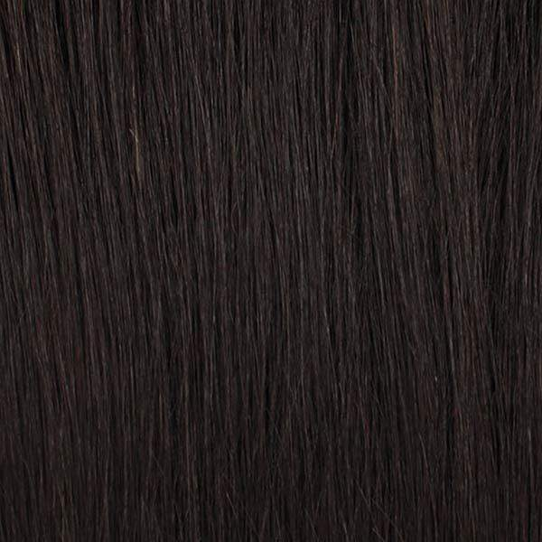 Milkyway Human Hair Blended (Single Pack) - Weaves 1B Shake-N-Go Milky Wavy Organique Mastermix Weave - STRAIGHT 24