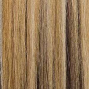 Milkyway Human Hair Blended (Single Pack) - Weaves BHCARAMEL Shake-N-Go Milky Wavy Organique Mastermix Weave - STRAIGHT 30