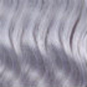 Milkyway Human Hair Blended (Single Pack) - Weaves SILVER Shake-N-Go Milky Wavy Organique Mastermix Weave - STRAIGHT 30