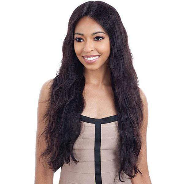 Model Model 100% Human Hair Lace Wigs NATURAL Model Model Nude 100% Brazilian Natural Human Hair Freedom Lace Part Wig - ORIGIN 702
