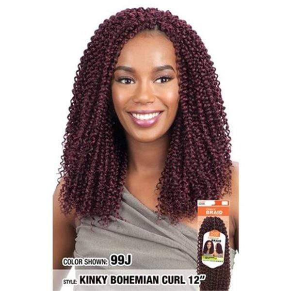Model Model Glance Braid Gb071 Kinky Bohemian Curl 12 Sogoodbbcom