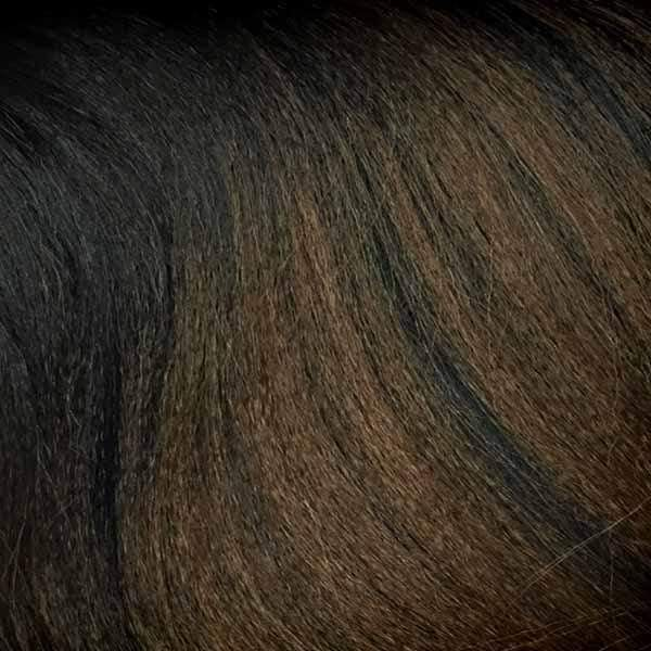 Model Model Deep Part Lace Wigs OM430P Model Model Deep Invisible L Part Lace Wig - LELAM Alpine Medow