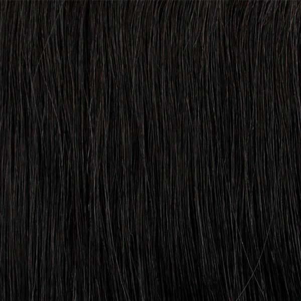Model Model Human Hair Blend Lace Wigs 1 Model Model Synthetic Invisible Lace Front Wig - PEARL