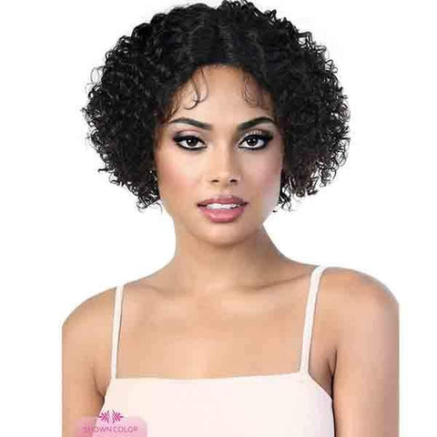 Motown Tress 100% Human Hair Lace Wigs Motown Tress Persian 100% Virgin Remi Hair Swiss Lace Wig - HPLP JOJO