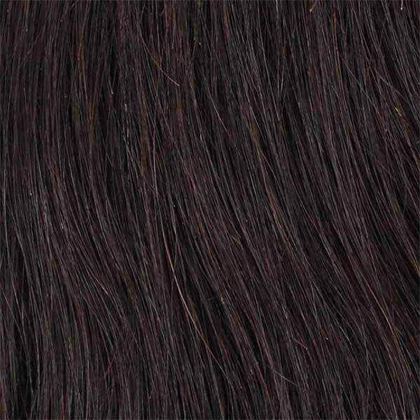 Motown Tress 100% Human Hair Wigs NATURAL Motown Tress Persian 100% Unprocessed Natural Virgin Remy Human Hair Silk Lace Front Wig - HPSL3.DARA