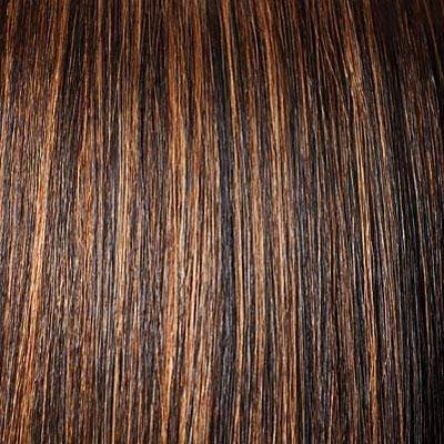 Motown Tress Deep Part Lace Wigs F1B/30 Motown Tress Synthetic Hair Deep Part Super Glam Let's Lace Wig - L. MARGO
