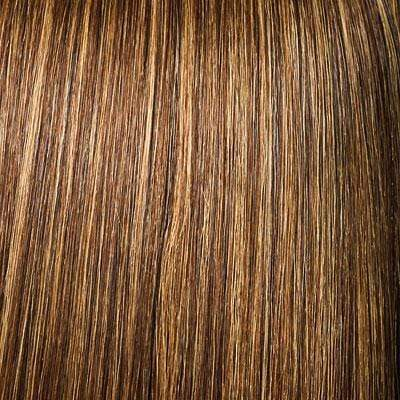 Motown Tress Deep Part Lace Wigs F4/27 Motown Tress Synthetic Hair Deep Part Super Glam Let's Lace Wig - L. MINTA