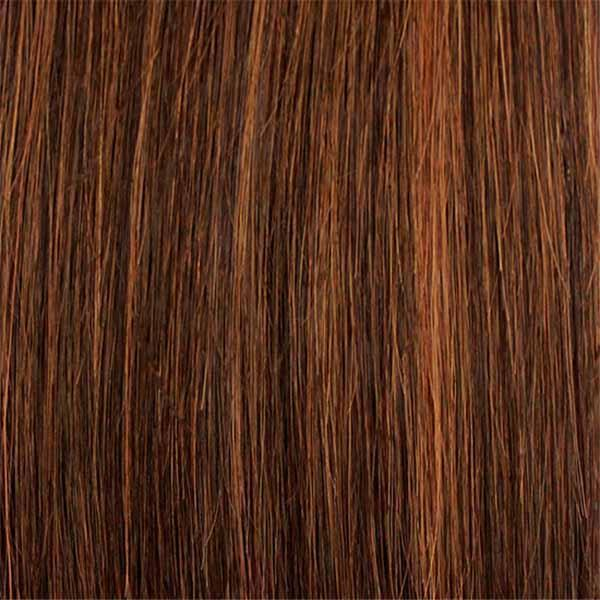 Motown Tress Deep Part Lace Wigs F4/30 Motown Tress Synthetic Hair Deep Part Super Glam Let's Lace Wig - L. MINTA