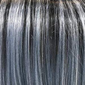 Motown Tress Deep Part Lace Wigs RT1B/BLUESILVER Motown Tress Synthetic Hair Deep Part Super Glam Let's Lace Wig - L. FANITA