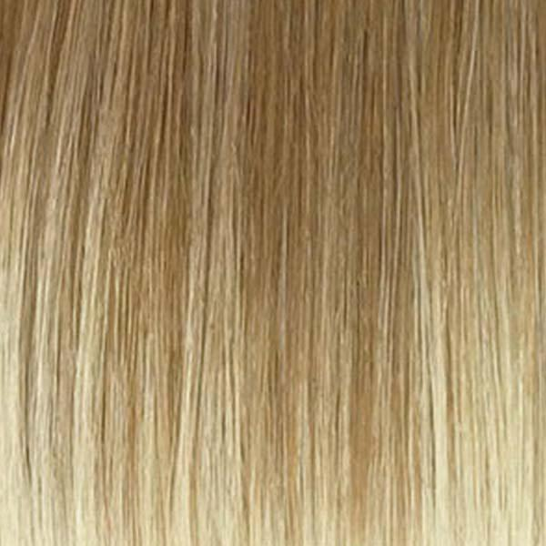 Motown Tress Deep Part Lace Wigs T27/613 Motown Tress Synthetic Hair Deep Part Super Glam Let's Lace Wig - L. MINTA