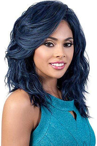 Motown Tress Human Hair Blend Lace Wigs Motown Tress Human Hair Blend Lace Deep Part Wig - HBLDP FIA