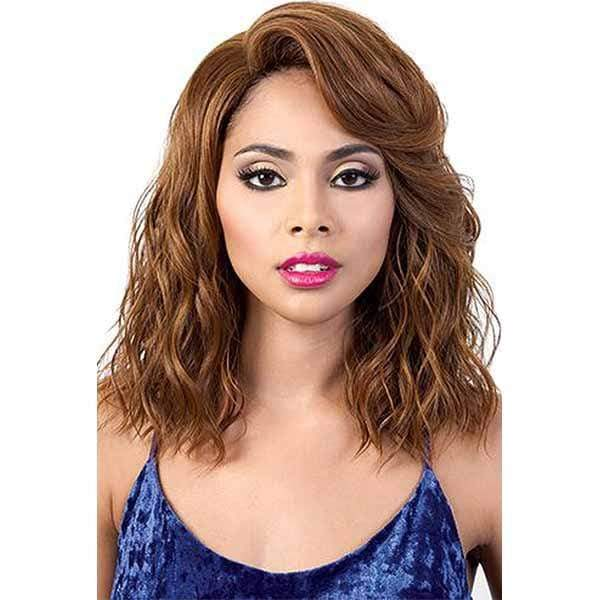 Motown Tress Synthetic Wigs Motown Tress Curlable Synthetic Wig - GEORGIA