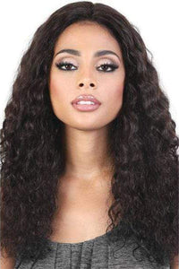 "Motown Tress Unprocessed Bundle Hair 10""+12""+14"" / NATURAL Motown Tress 100% Virgin Brazilian 10A Bundle - DEEP WAVE 10""12""14""~16""18""20"""