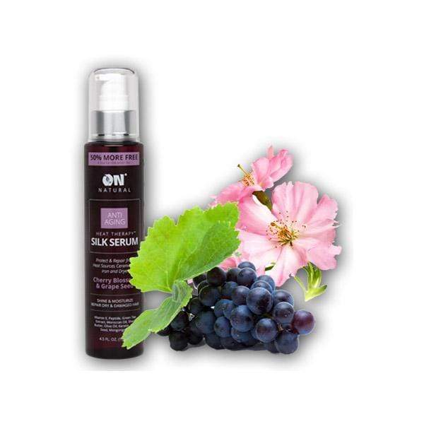 On Natural Wig Care Coco Cherry Blossom & Grape Seed - Heat Protect - Silk Serum