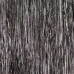 Outre 100% Human Hair Wigs 56 Outre 100% Human Hair Fab & Fly Gray Glamour Wig - VERONICA