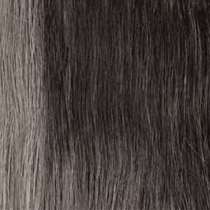 Outre 100% Human Hair Wigs FF34/51 Outre 100% Human Hair Fab & Fly Gray Glamour Wig - HARRIET