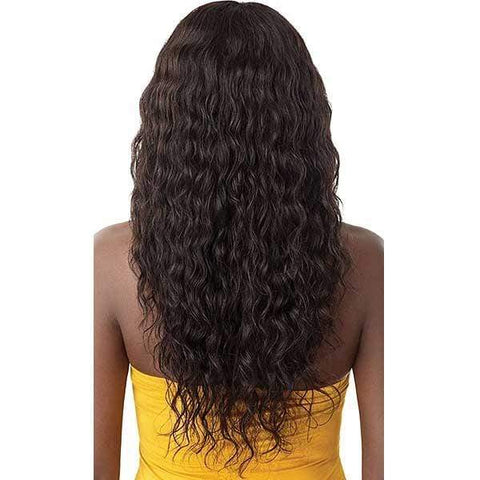 Outre 100% Human Hair Wigs Outre The Daily Wig 100% Unprocessed Human Hair Wig - LOOSE CURL 24