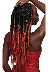Outre Crochet Braid 1 [3 Pack Deal] Outre Synthetic Pre Stretched Braid - 3X BABE 54""