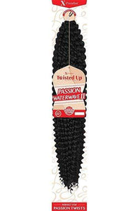 Outre Crochet Braid Outre X-Pression Twisted Up Crochet Braid - PASSION WATERWAVE II 22""