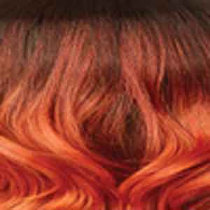 Outre Deep Part Lace Wigs 3DRFF/FLCP Outre Synthetic L-Part Swiss Lace Front Wig - PHOENIX