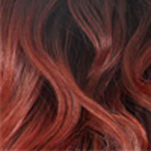 Outre Deep Part Lace Wigs DR/CINNAMON PINK Outre Synthetic 5