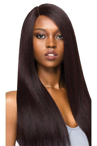 Outre Free Part Lace Wigs 1 Outre Synthetic Brazilian Boutique Lace Front Wig - VOLUME PRESSED