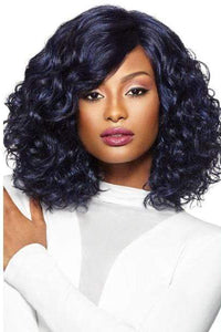 Outre Frontal Lace Wigs 1 Outre Synthetic Swiss X Lace Front Wig - LIANA