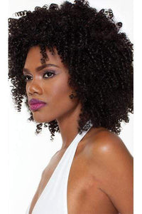 Outre Half Wigs 1 Outre Synthetic Half Wig Quick Weave - BIG BEAUTIFUL HAIR 4A KINKY