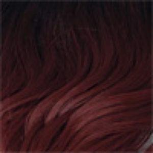 Outre Half Wigs DR2/Cinnamon Wine Outre Synthetic Quick Weave Half Wig - VIOLETTA