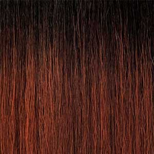 Outre Half Wigs DR2/Ginger Brown Outre Synthetic Quick Weave Half Wig - VIOLETTA