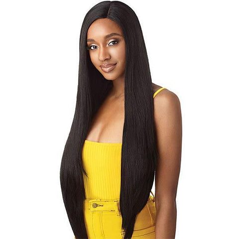 Outre Synthetic Wigs 1 Outre The Daily Wig Synthetic Hair Lace Part Wig - KYLA