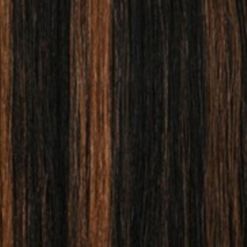 Saga 100% Human Hair (Multi Pack) P1B/30 Saga Indian 100% Remy Human Hair Weave Wet & Wavy Whole in ONE - LONG DEEP 4PS