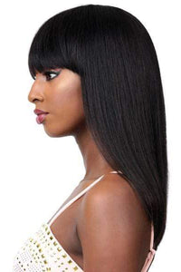 Sensationnel 100% Human Hair Lace Wigs 1 Sensationnel Empire 100% Human Hair Celebrity Series Wig - CLEO LONG