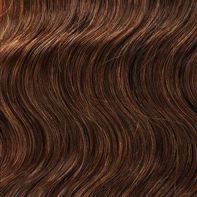 Sensationnel 100% Human Hair Lace Wigs Natural/Black Sensationnel 100% Brazilian Virgin Remi Bare & Natural 4x4 Swiss Lace Wig - BOHEMIAN