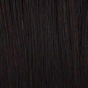 Sensationnel 100% Human Hair Lace Wigs Natural Black Sensationnel Brazilian Virgin Remi Bare & Natural Swiss Lace Wig - BODY WAVE 22