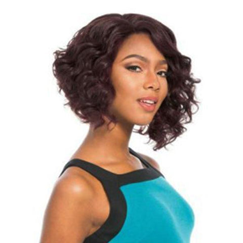 Sensationnel Deep Part Lace Wigs 1 Sensationnel Empress Edge C-Part Deep Part Lace Wigs - THELMA