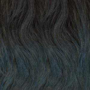 Sensationnel Ear-To-Ear Lace Wigs T1B/DARK TEAL Sensationnel Edge C Parting Lace Front Wig - Roxy