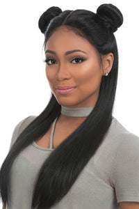 Sensationnel Free Part Lace Wigs 1 Sensationnel Cloud 9 Lace Front Wig - VIXEN YAKI 24