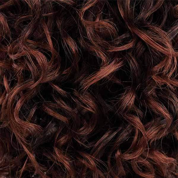 Sensationnel Half Wigs T1B/30 Sensationnel Instant Weave Synthetic Half Wig - JANE
